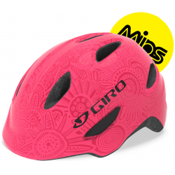 Image of   Lys/pink pearl Giro Scamp MIPS børnehjelm