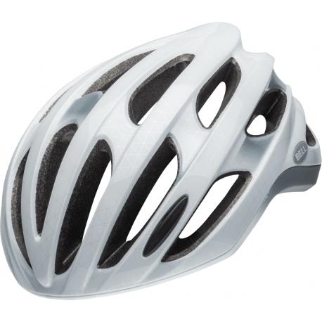 Cykelhjelm Bell Formula Mips cykelhjelm, hvid/sølv