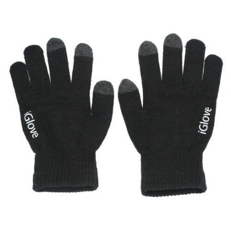 Grå touch screen handsker | cykelhandske