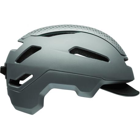 Cykelhjelm Bell Hub cykelhjelm, mat gunmetallic