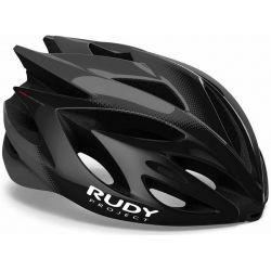 Rudy Project Rush, Shiny Black/Titanium