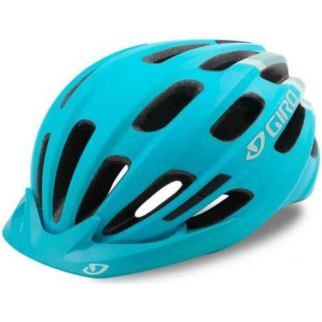 Cykelhjelm Giro Hale junior, mat turkis