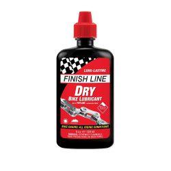 Olie Finish Line Dry (Teflon plus) 120ml flaske
