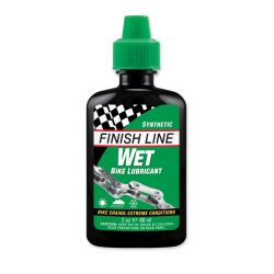 Olie Finish Line Wet (Cross country) 60ml