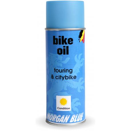 Morgan Blue cykelolie til touring og city cykler - 400 ml | City