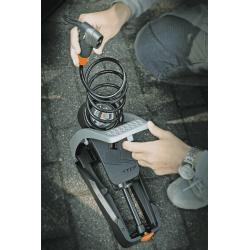 SKS Airstep fodpumpe 7 bar/102 psi