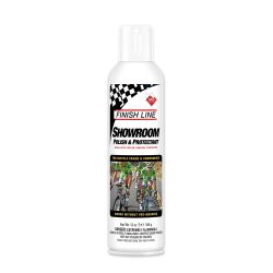 Finish line Showroom polering og beskyttelse til cykel - 355 ml