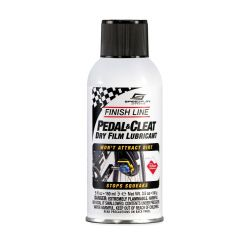 Finish line pedal & cleat spray til pedaler - 150 ml