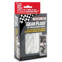 Finish Line Gear floss rensesnor til casette rengøring