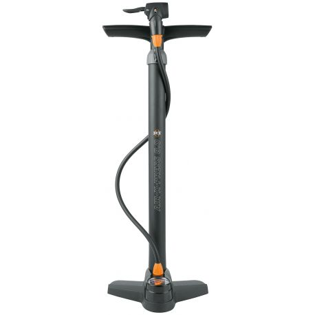 Cykelhjelm SKS Air-X-Press 8.0 fodpumpe