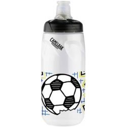 Camelbak Podium Junior drikkeflaske, klar/sort, 620 ml