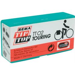 Rema Tip Top touring lappegrej sæt