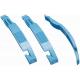 Bike Attitude dækjern til lapning og udskiftning af slange (sæt), blå