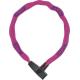 Abus Catena 6806 kædelås, neon pink