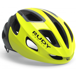 Rudy Project Strym hjelm, shiny Yellow Fluo
