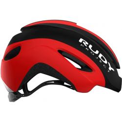 Rudy Project Volantis cykelhjelm, matt black/red