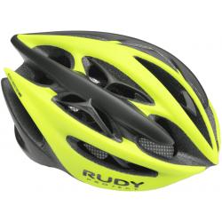 Rudy Project Sterling + cykelhjelm, fluo gul/sort