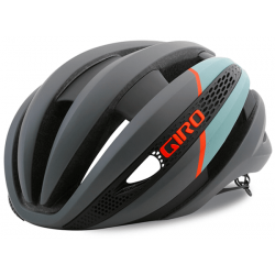 Giro Synthe Mips cykelhjelm, mat charcoal/frost