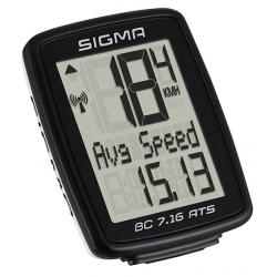 Sigma BC 7.16 ATS trådløs cykelcomputer