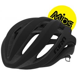 Giro Aether Mips cykelhjelm, mat sort