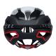 Giro Z20 Aero Mips cykelhjelm, sort/hvid/crimson