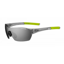 Image of   Tifosi Brixen cykelbrille med Smoke/red/clear linser