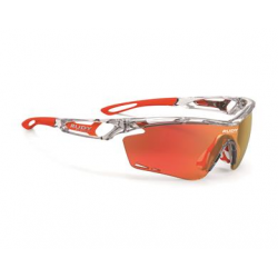 Image of   Rudy Project Tralyx cykelbrille, Chrystal Gloss