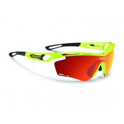 Rudy Project Tralyx cykelbrille, Fluo yellow