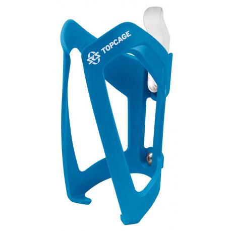 Cykelhjelm SKS TopCage flaskeholder, blå plast