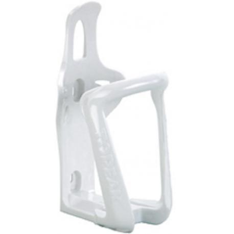 Cykelhjelm Mono Cage cx flaskeholder, hvid