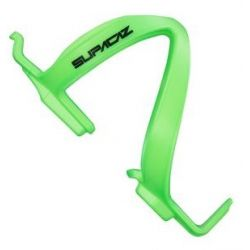 Supacaz Fly Poly flaskeholder, neon grøn