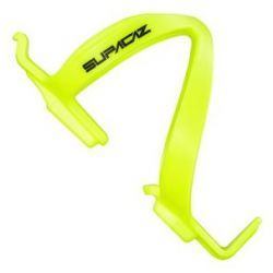 Supacaz Fly Poly flaskeholder, neon gul