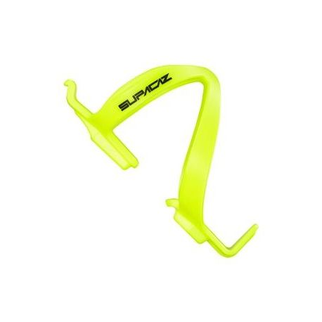 Cykelhjelm Supacaz Fly Poly flaskeholder, neon gul