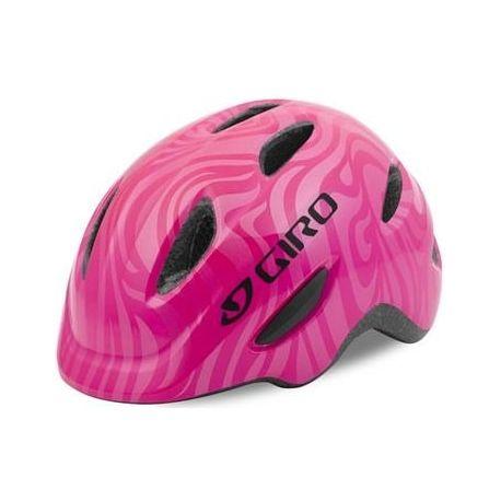 Cykelhjelm Pink Giro Scamp børnehjelm