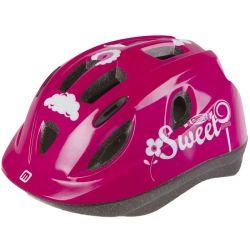 MIGHTY Junior cykelhjelm, pink