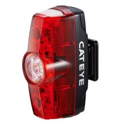 Image of   Cateye Rapid mini TL-LD635-R USB opladelig baglygte, 15 lumen