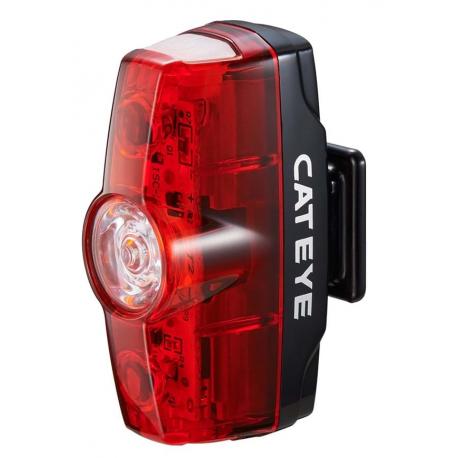Cateye Rapid mini TL-LD635-R USB opladelig baglygte, 15 lumen | Rear lights