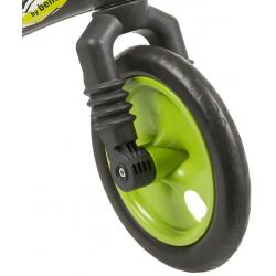 Sort/grøn B-Bip løbecykel, 2-5 år