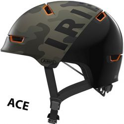 Image of   Abus Scraper ACE 3.0 cykelhjelm, Iriedaily camou