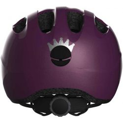 Abus Smiley 2.0 royal purple børnehjelm