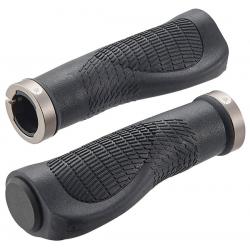 Bike Attitude Ergonomisk cykelhåndtag m. gel & skrue, 125 mm