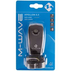 M-WAVE Apollon 5.3 forlygte