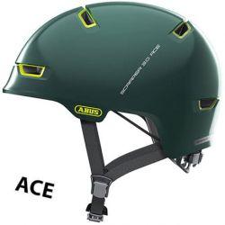 Image of   Abus Scraper ACE 3.0 cykelhjelm, Ivy Green