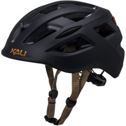 Image of   KALI Central cykelhjelm, mat sort
