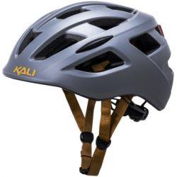 Image of   KALI Central cykelhjelm, mat grå