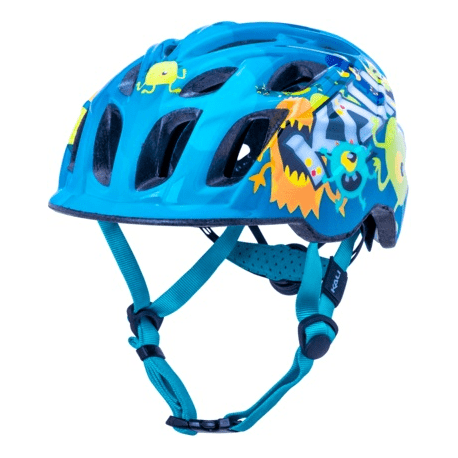Cykelhjelm KALI Chakra Child børnehjelm, blå