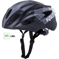 KALI Therapy cykelhjelm, mat sort/grå