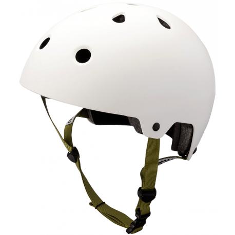 Cykelhjelm KALI Maha skaterhjelm, hvid