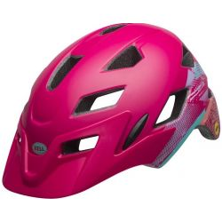Image of   Bell Sidetrack Cykelhjelm Junior, Pink
