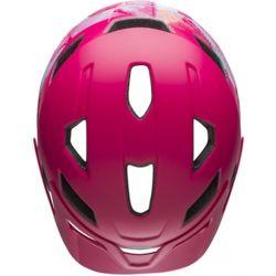 Bell Sidetrack Cykelhjelm Junior, Pink